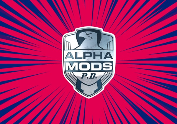 ...the Alpha Mods P.D.